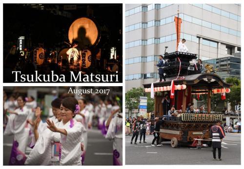 Tsukuba Matsuri - 2017