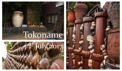 Tokoname - July 2017