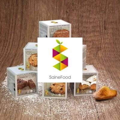 Saine Food Logo