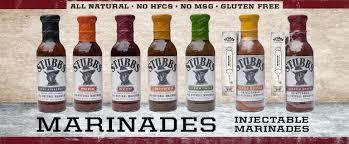 Stubbs bbq marinade