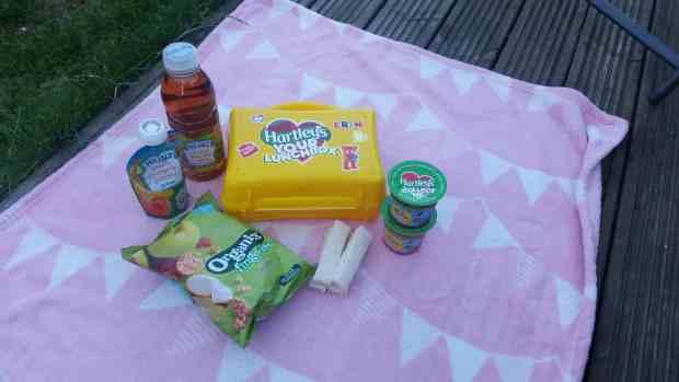 Hartley's Lunchbox