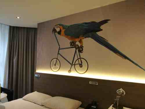 ibis Styles London Kensington.