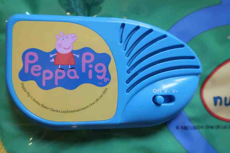 Peppa Pig Interactive Play Mat Review