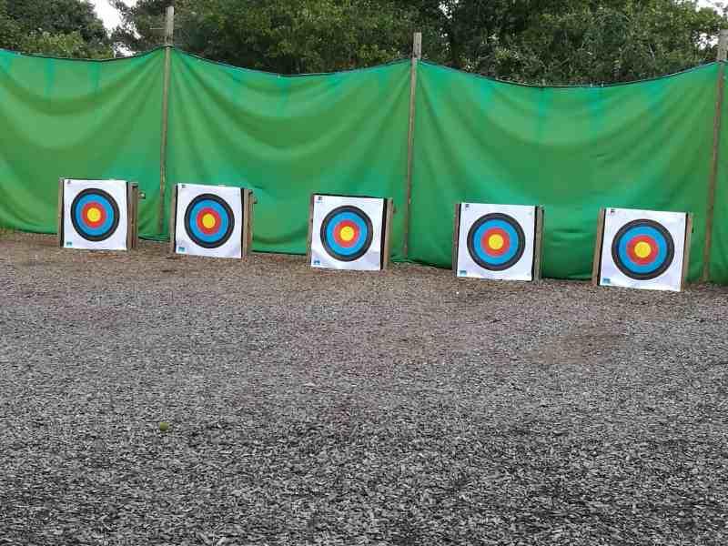Center Parcs Activities: Target Archery
