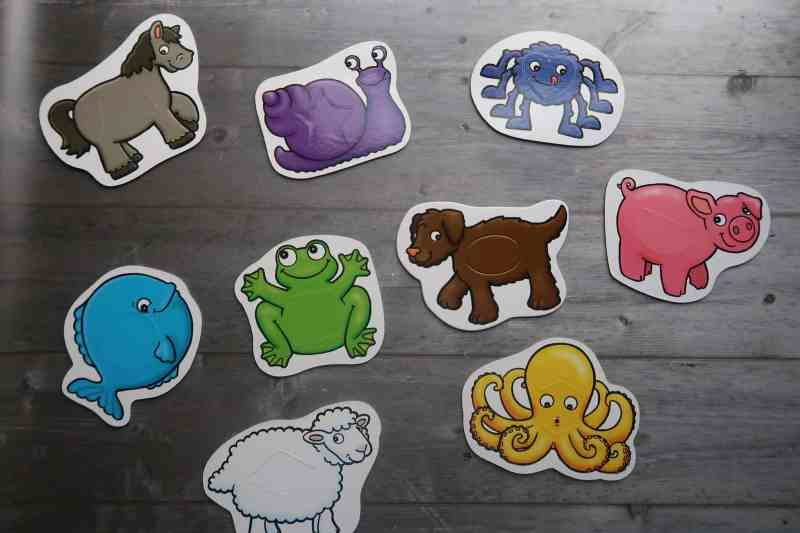 Orchard Toys Animal Shapes