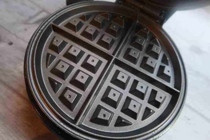 American Breakfast Waffles In Under 15 Minutes