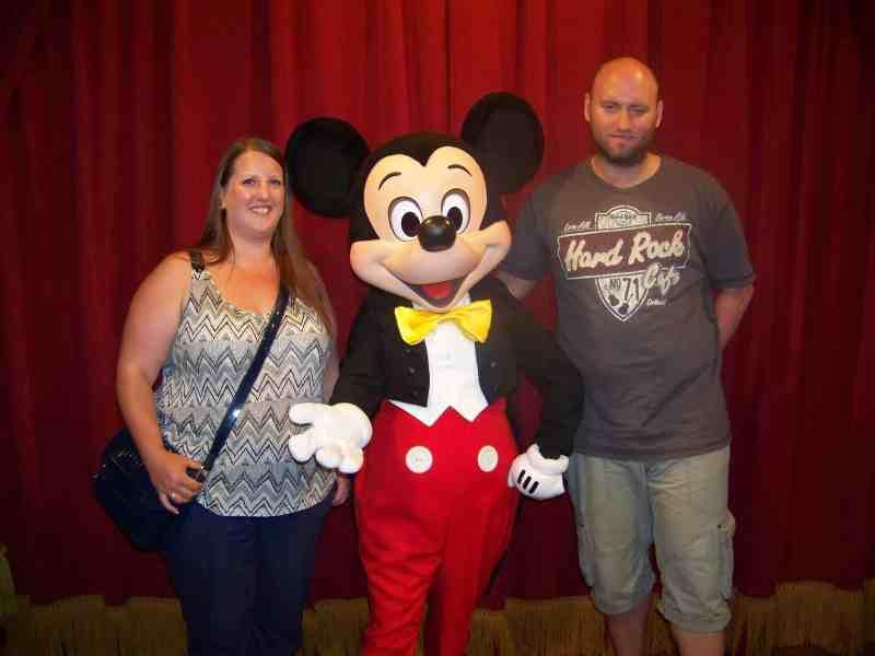 Disney Orlando 2013