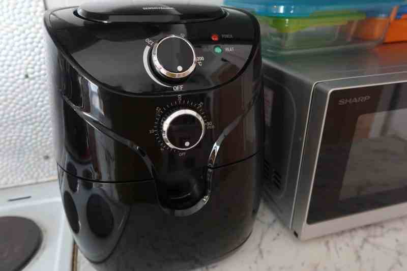 Sensio Home Air Fryer