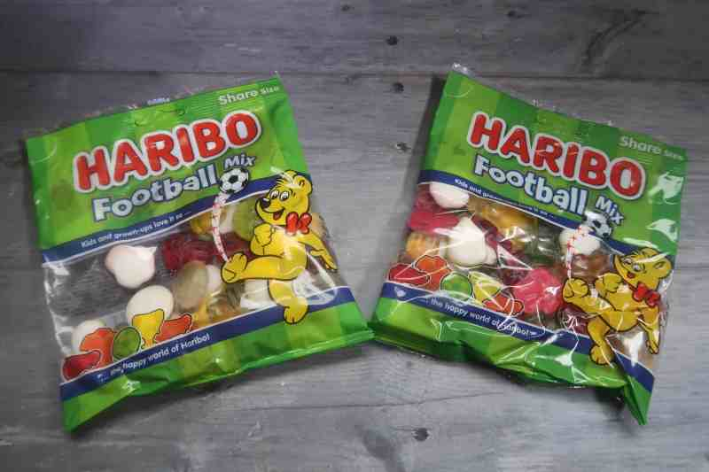 Haribo Football Mix