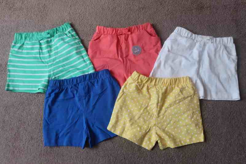 Asda Toddler Shorts