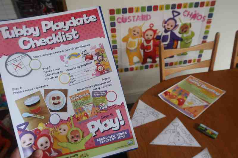 Teletubbies Playdate Pack