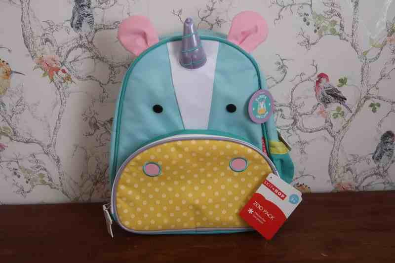 Skip Hop Zoo Unicorn Backpack from Funky Pigeon