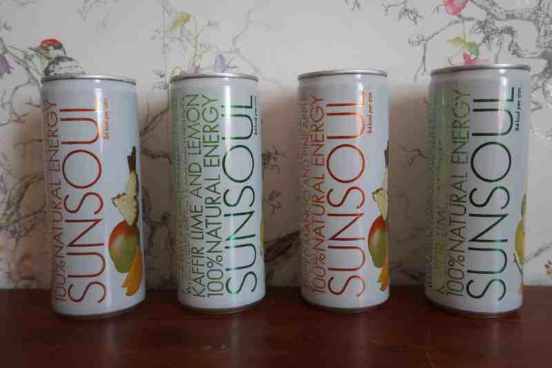 Sunsoul Natural Energy Drink