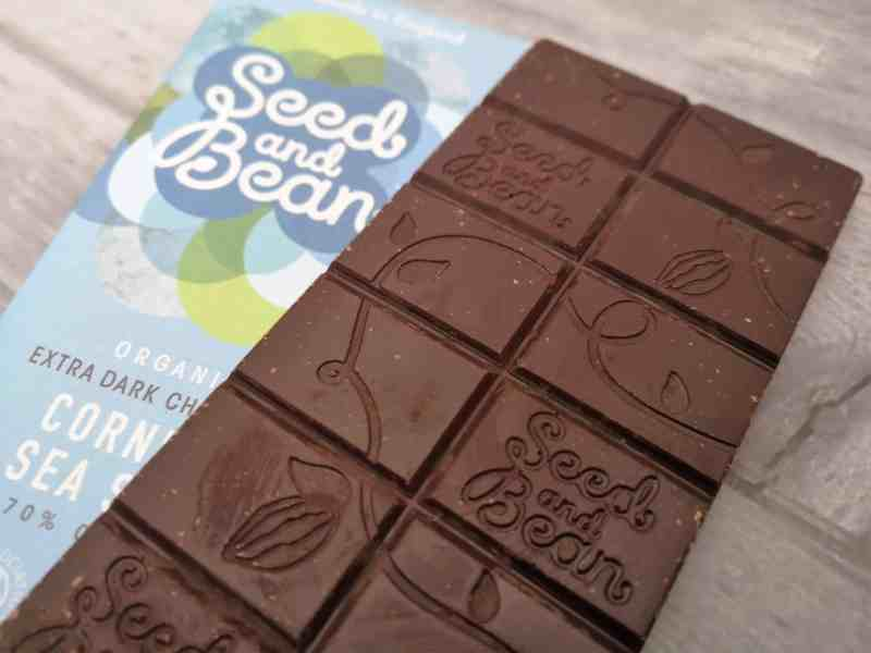 Seed and Bean chocolate bars