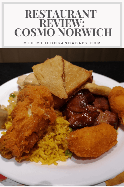 Restaurant Review: COSMO Norwich