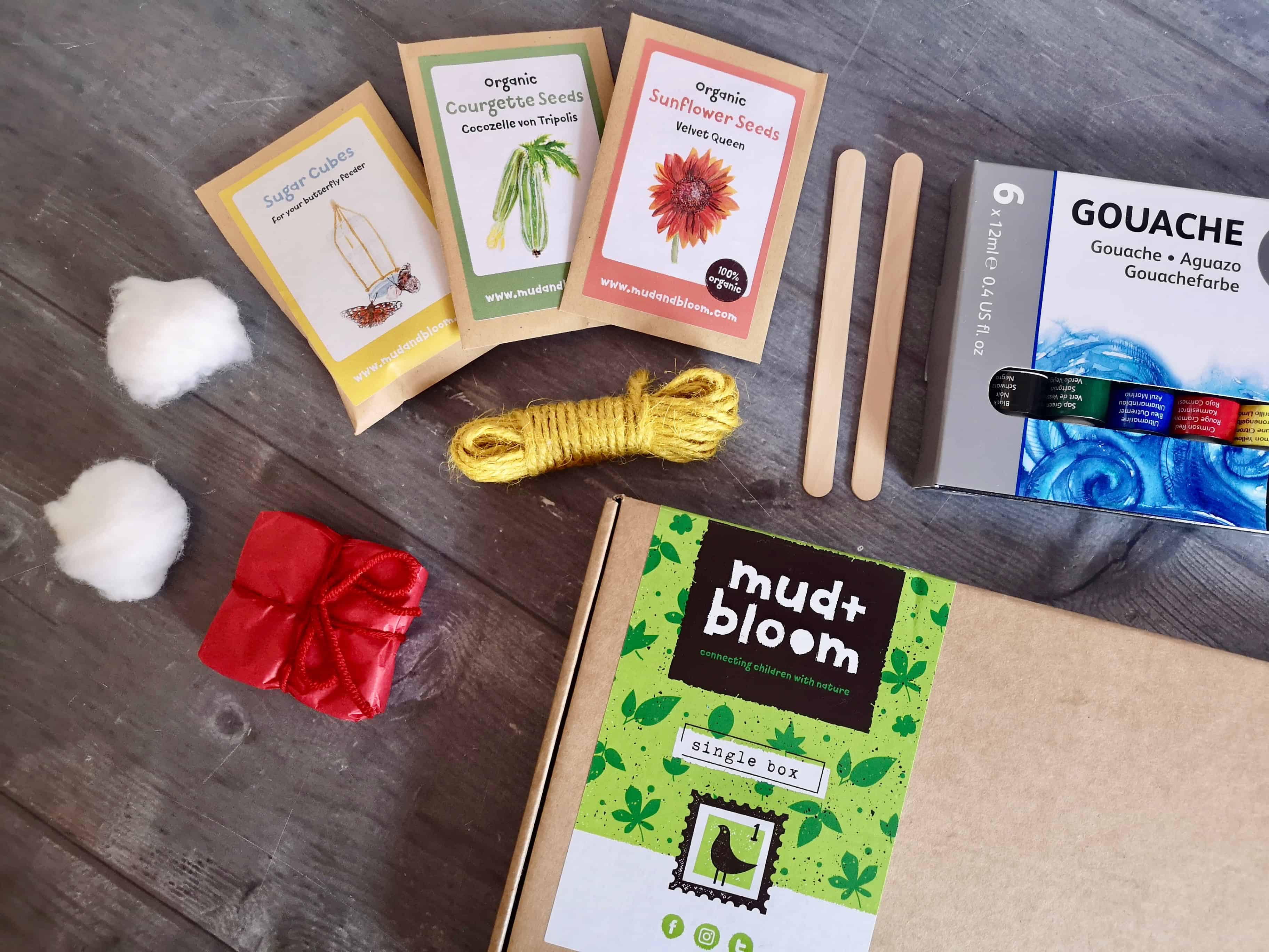 Mud & Bloom Subscription Box Review