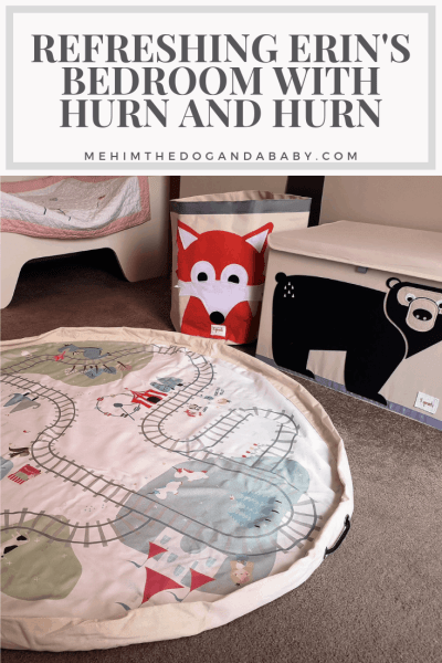 Refreshing Erin's Bedroom With Hurn And Hurn