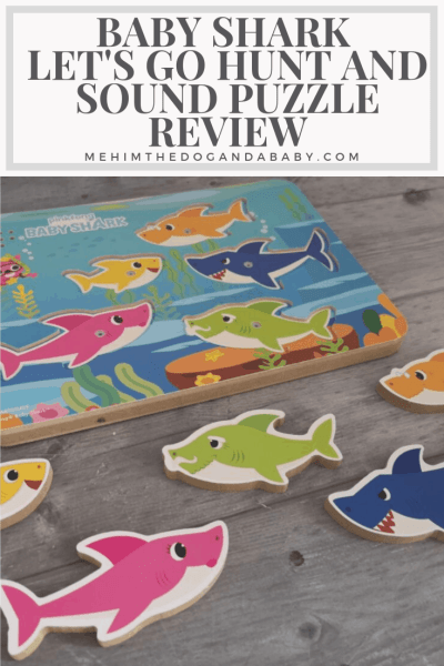 Baby Shark Let's Go Hunt And Sound Puzzle Review