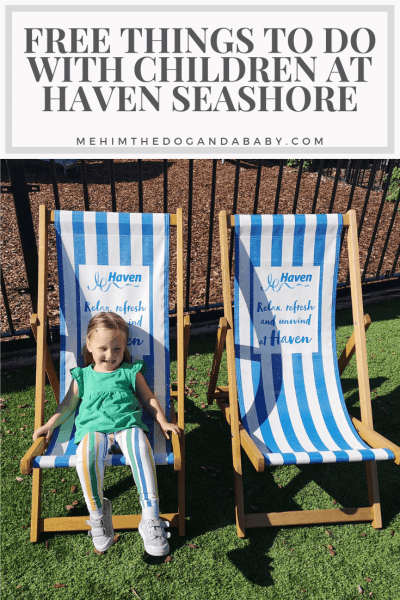 Free Things To Do With Children At Haven Seashore