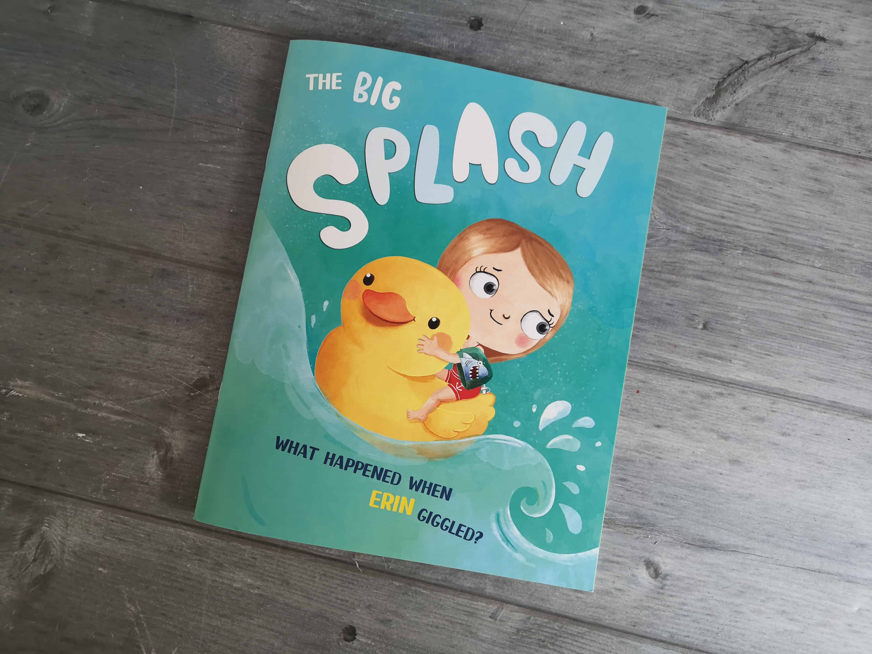 Personalised Books From Beans and Sparks