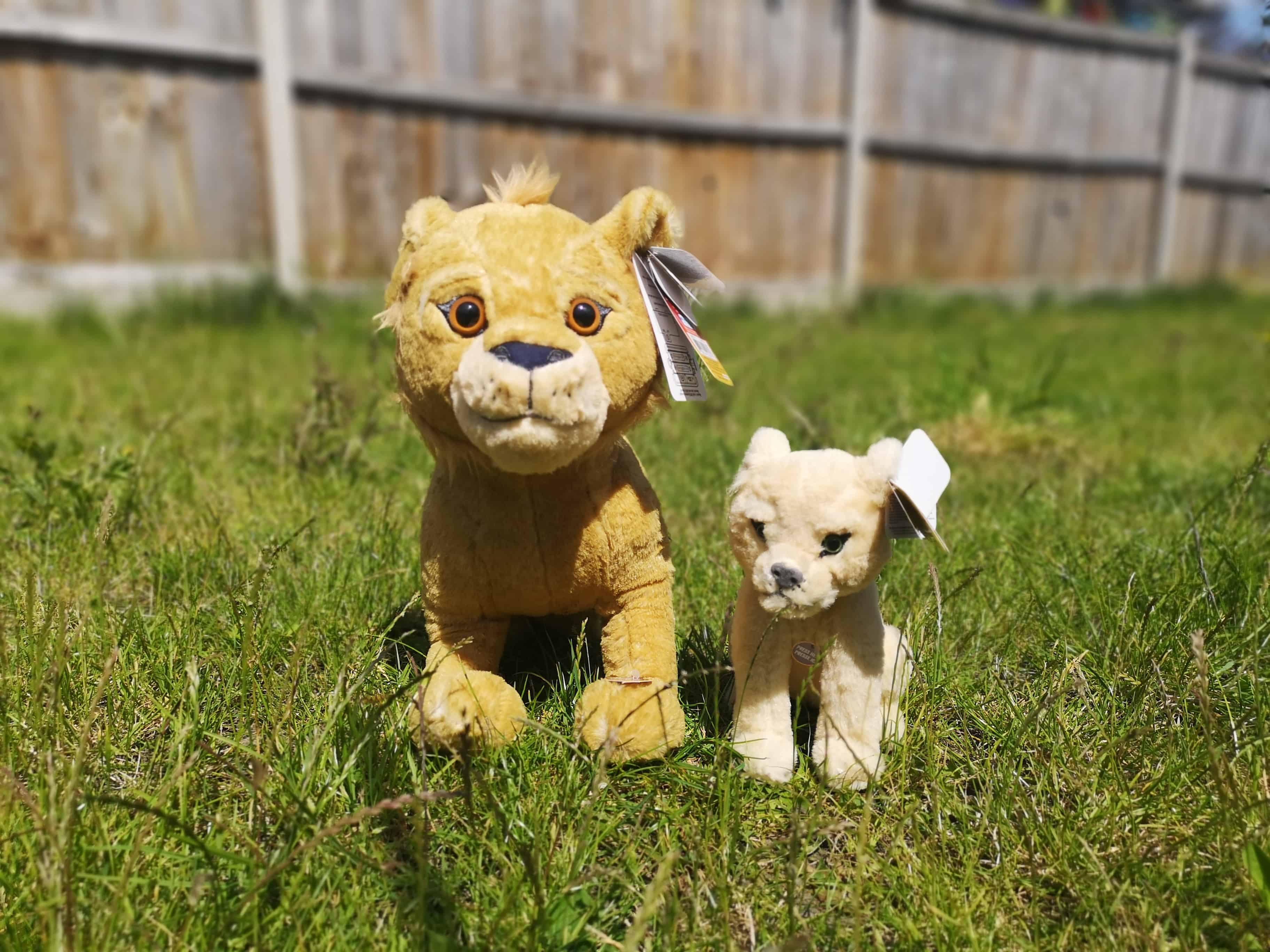 Disney's The Lion King Live Action Plush Review