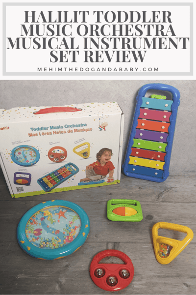 Halilit Toddler Music Orchestra Musical Instrument Set Review