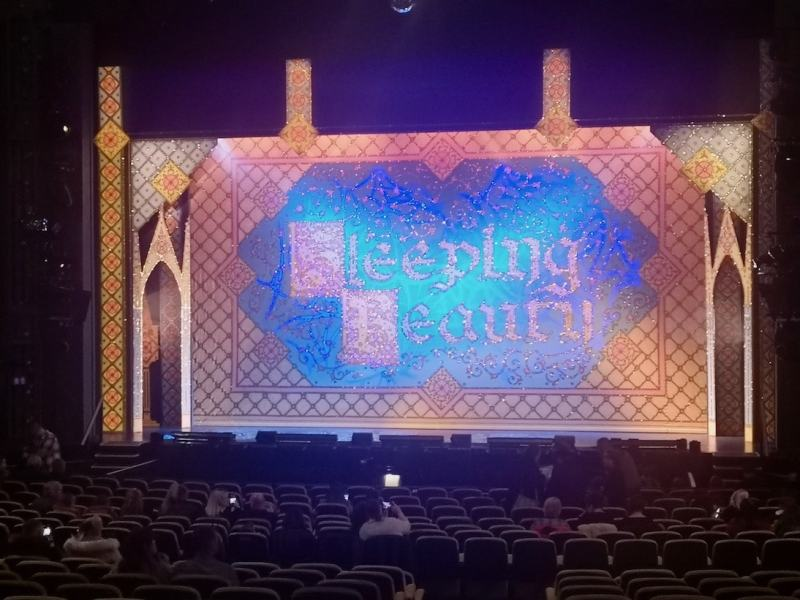 Sleeping Beauty at the Regent Theatre