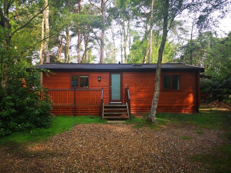 Kelling Heath Woodland Lodge