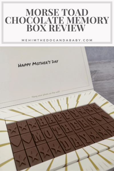 Morse Toad Chocolate Memory Box Review