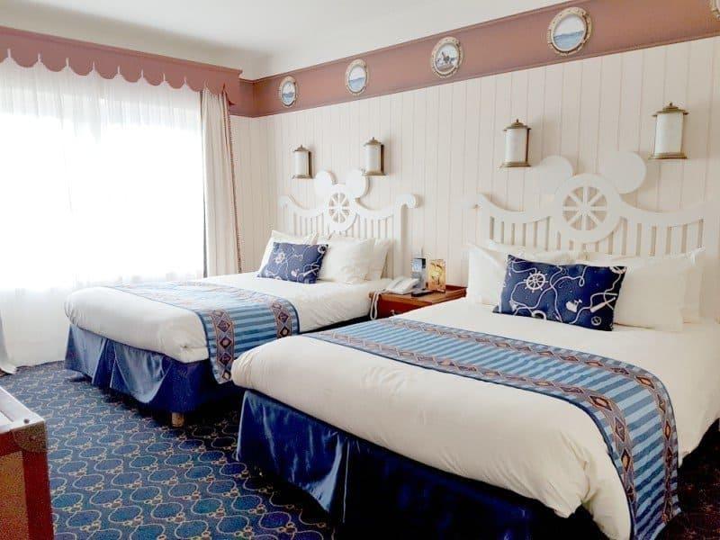 Disneyland Paris Newport Bay Hotel