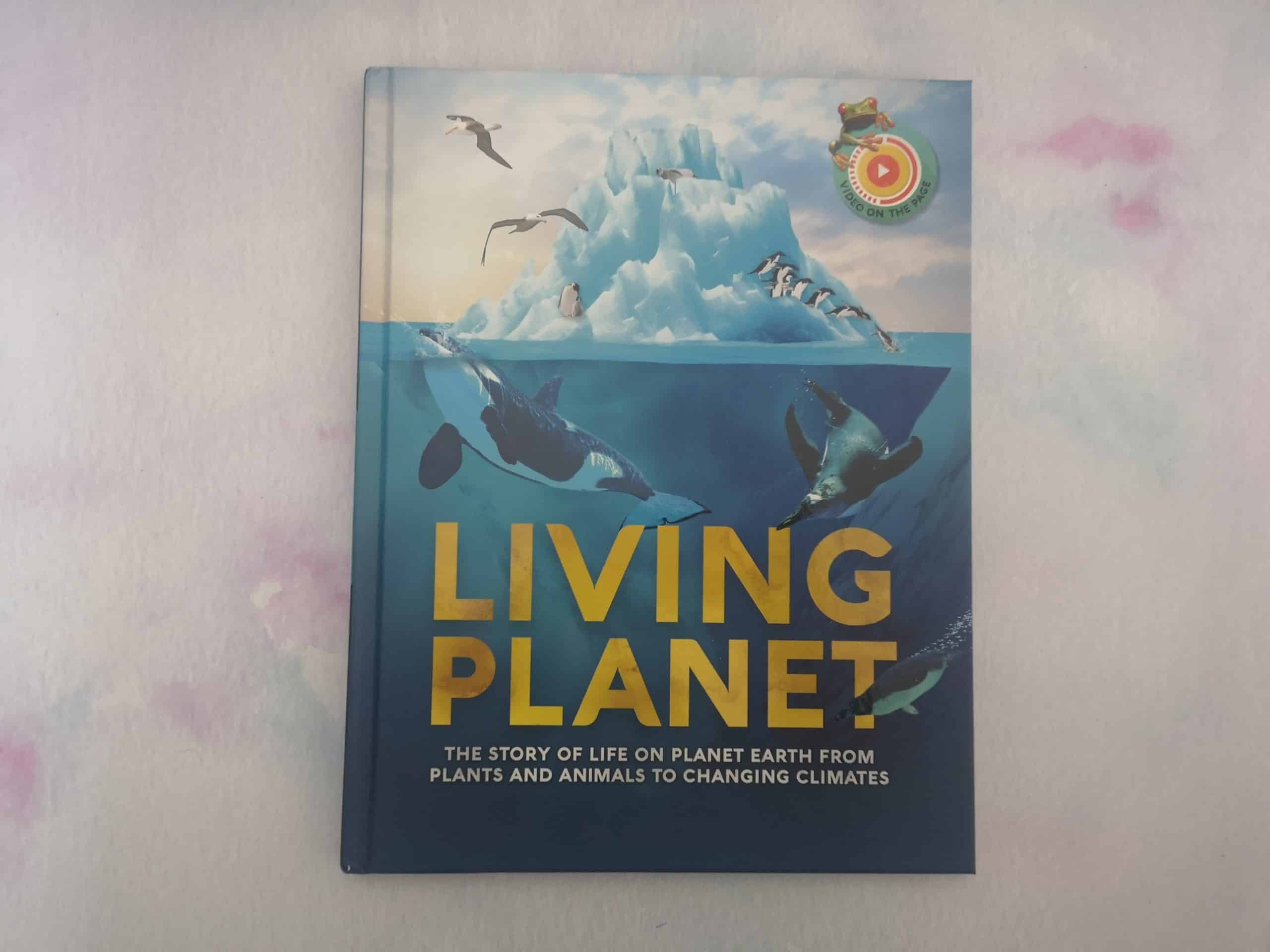 Living Planet: The Story Of Survival On Planet Earth