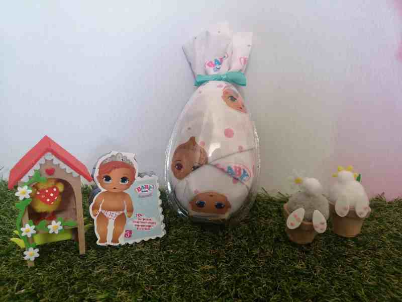 BABY born Surprise Spring characters
