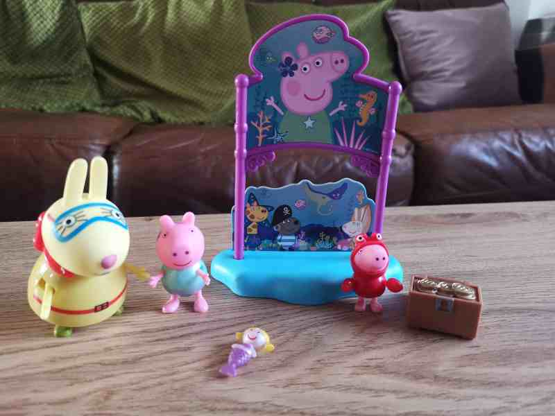 Peppa's Under the Sea Party set