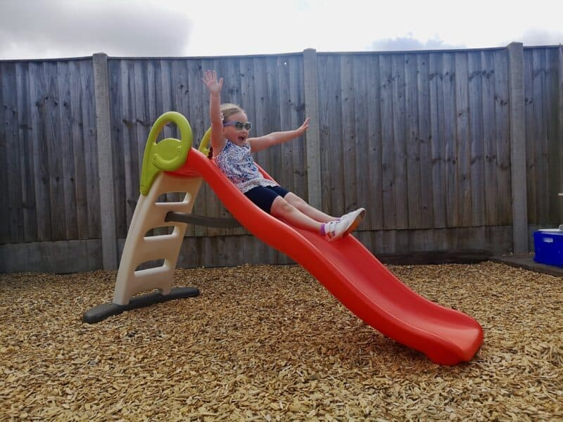 Smoby Funny Slide