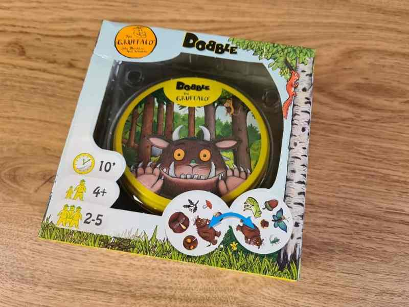 Dobble The Gruffalo