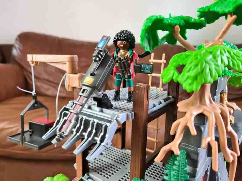 Playmobil Dinos Hidden Temple with T-Rex