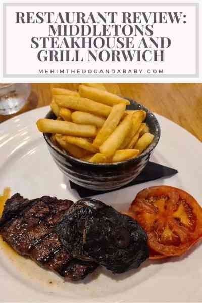 Restaurant Review: Middletons Steakhouse and Grill Norwich
