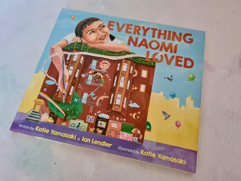 Everything Naomi Loved Cover