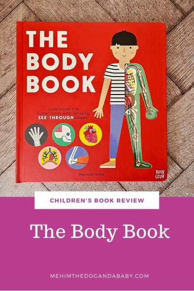 Children's book review_ The Body Book