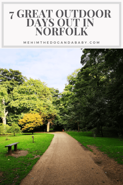 7 Great Outdoor Days Out In Norfolk