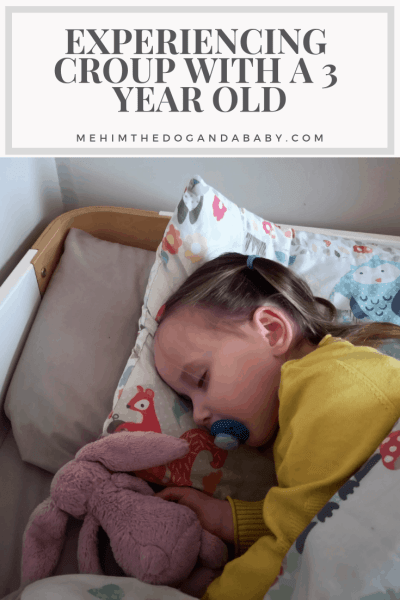 Experiencing Croup With A 3 Year Old