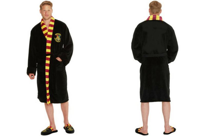 Harry Potter Hogwarts Dressing Gown