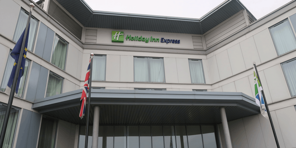 Holiday Inn Express London - Stansted Airport Hotel Review