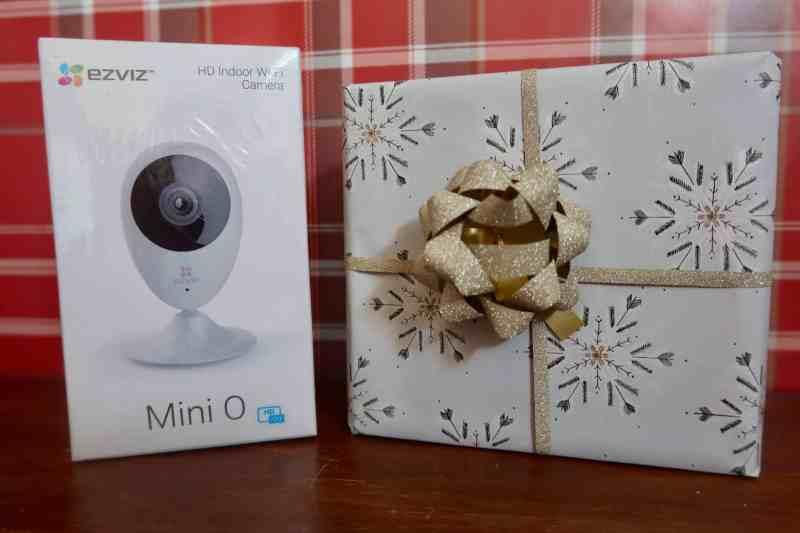 Ezviz Mini O Indoor CCTV Camera