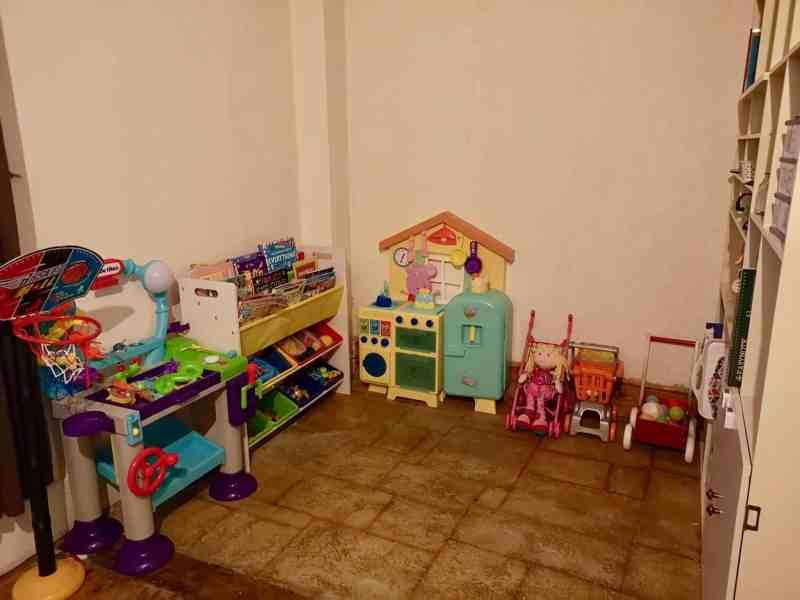Erin's play area