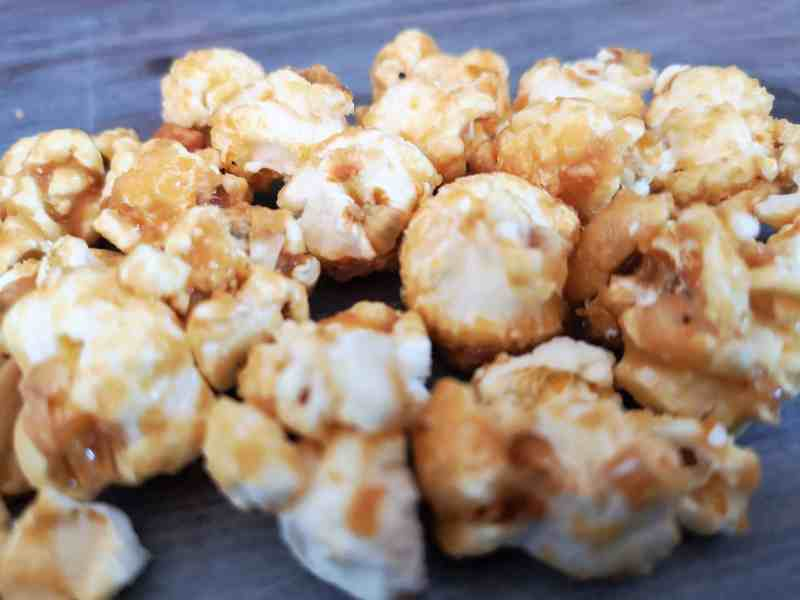 Popcorn Shed butterly nuts