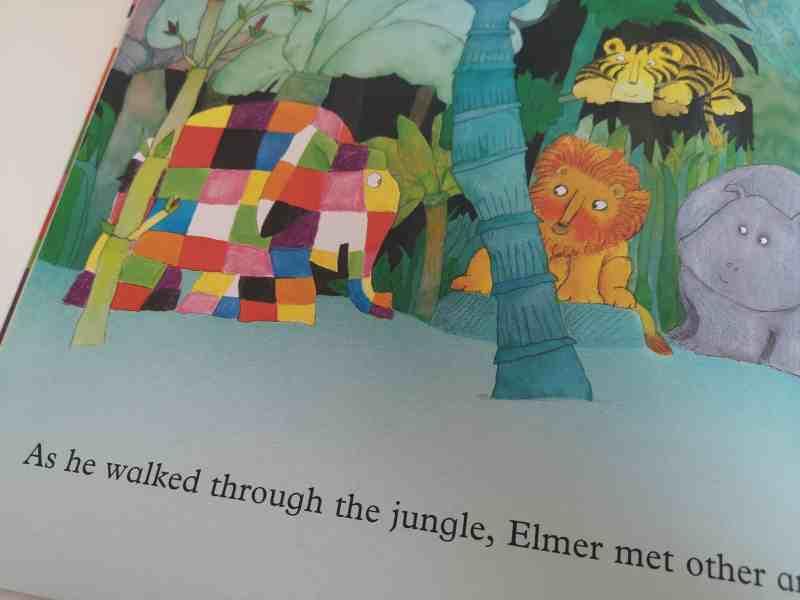 Elmer by David McKee
