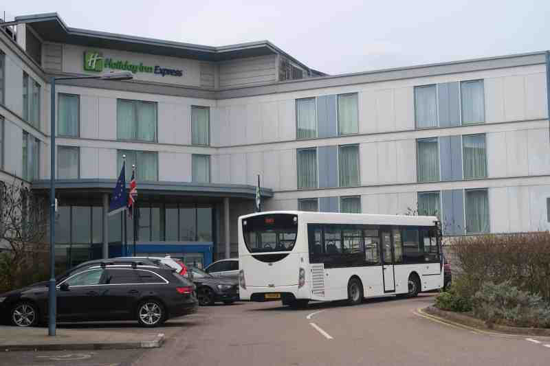 Holiday Inn Express London - Stansted Airport Hotel