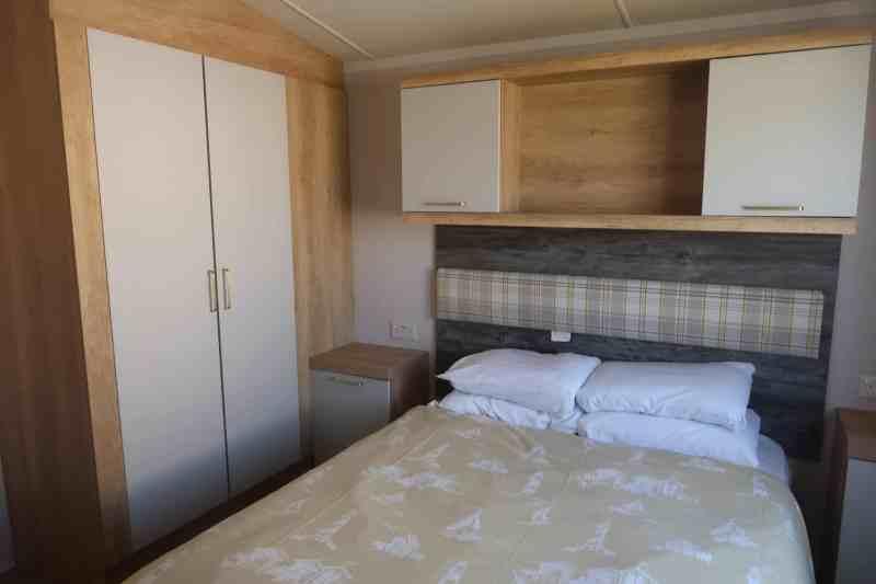 Haven Prestige Caravan Master Bedroom