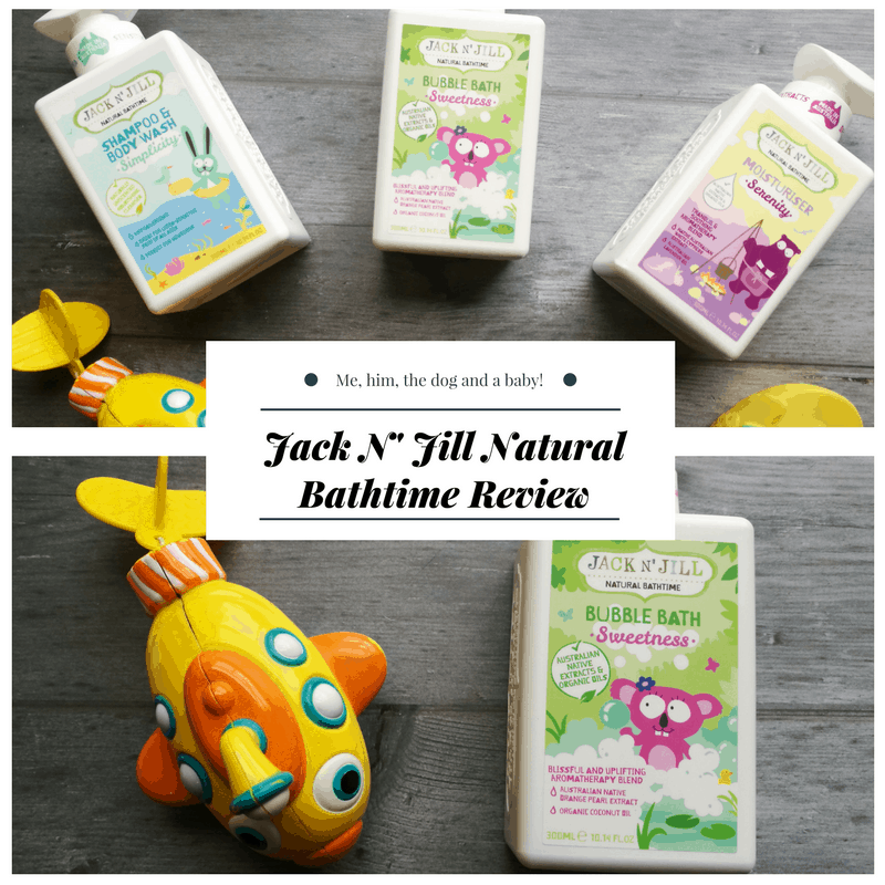 Jack n 39 jill natural bathtime review me him the dog - Jack n jill bath ...